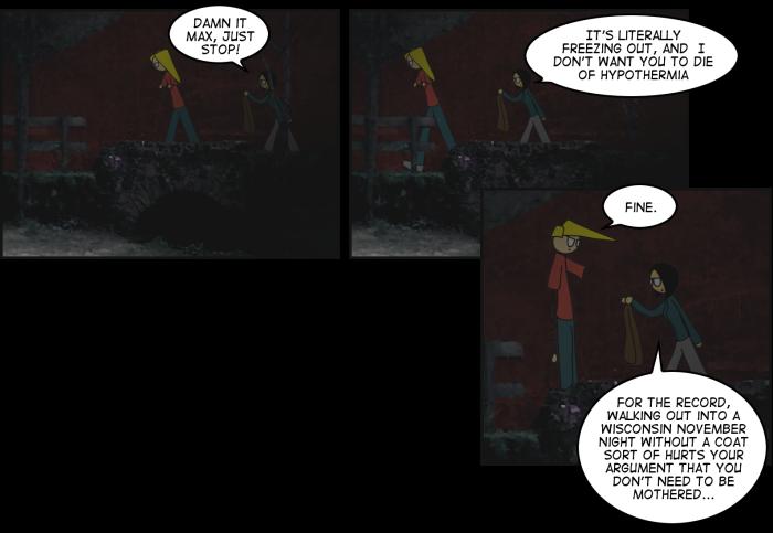 I Hate November Page 14