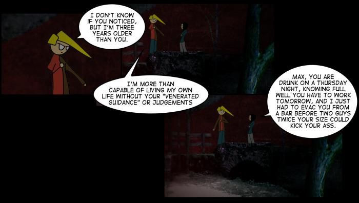 I Hate November Page 15