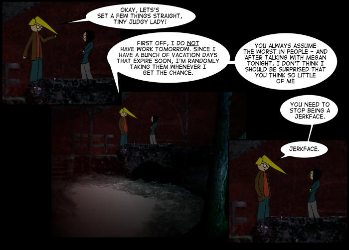 I Hate November Page 16