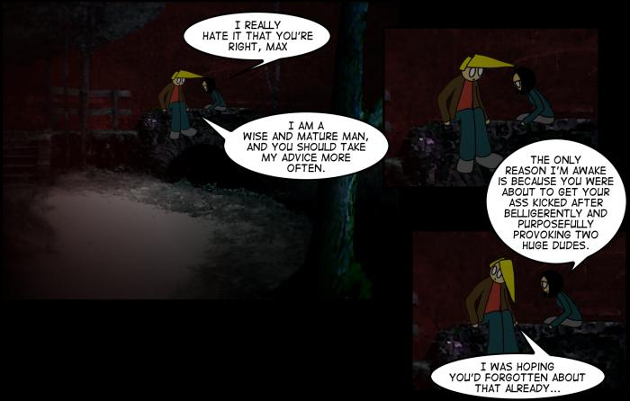 I Hate November Page 19