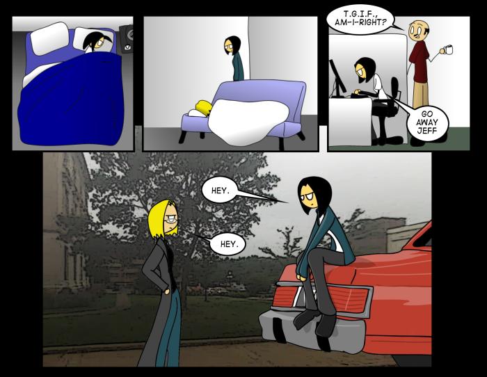I Hate November Page 21