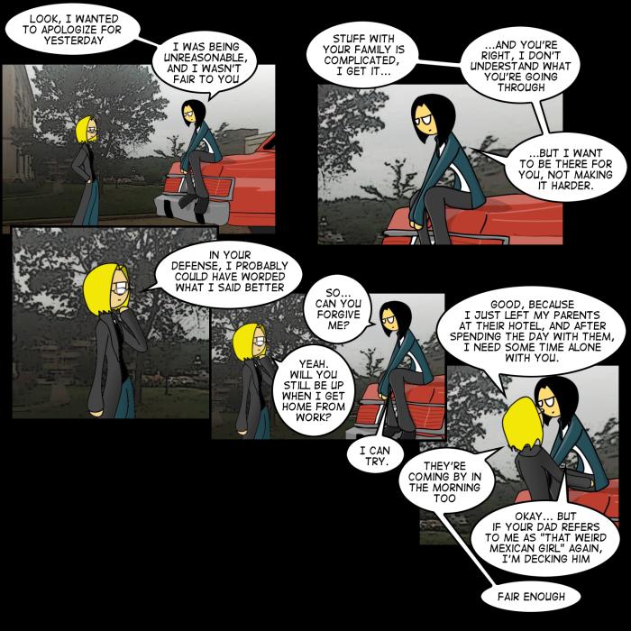 I Hate November Page 22