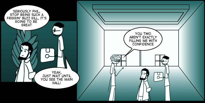 The Echoing Halls