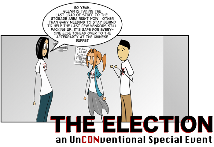 The Election (Cover)