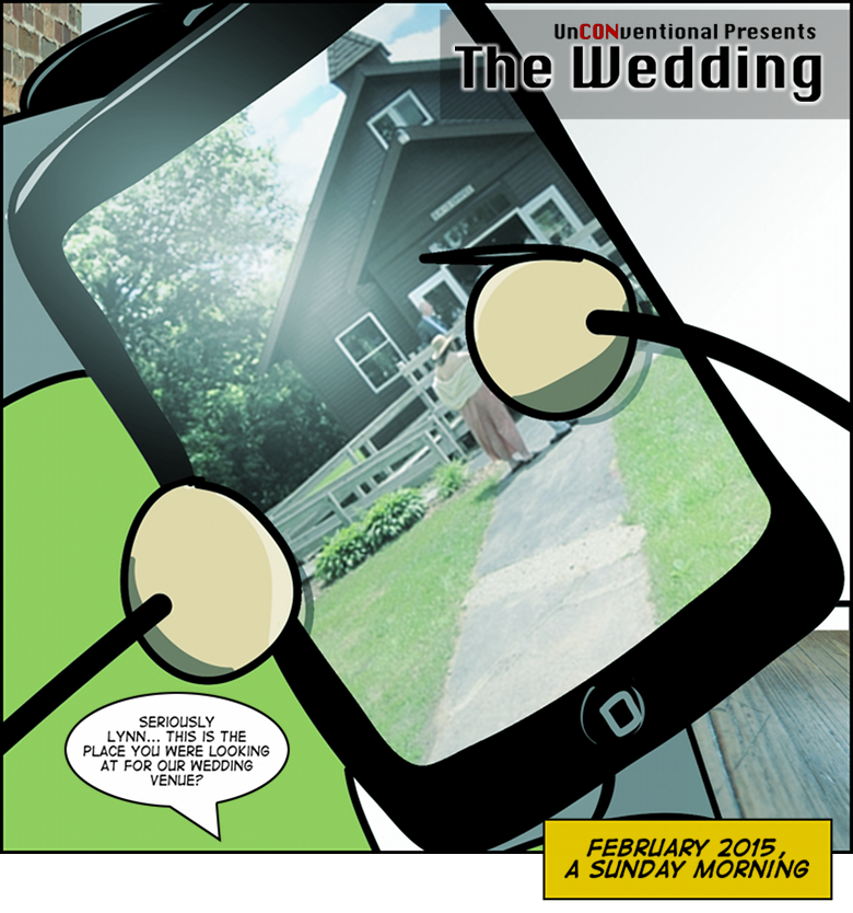 The Wedding – Suggestion