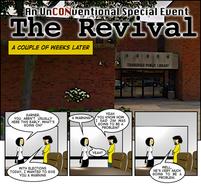 The Revival – Warnings